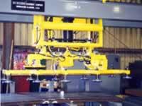 Model 346 2 position Vacuum Lifter/Stacker