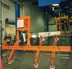 Lift and Tilt Vacuum Lifter